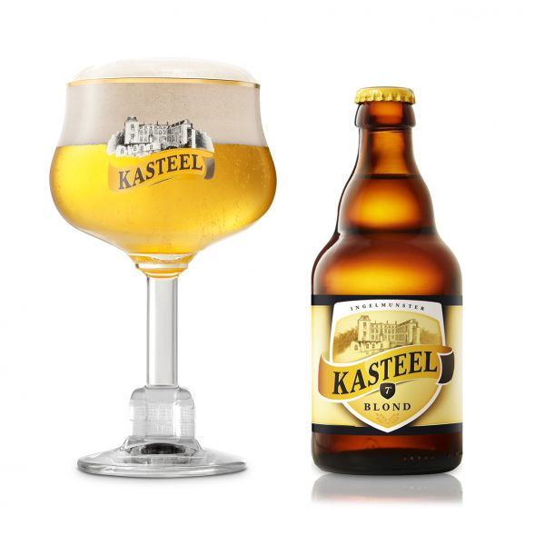 Kasteelbier-blond